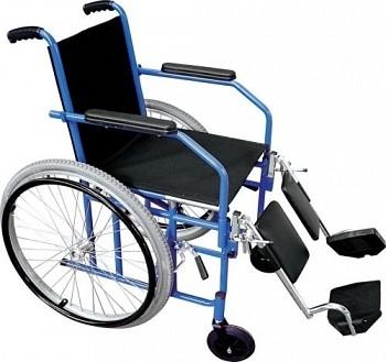 Cadeira de Rodas Adulto Dobrável (Assento 48cm)