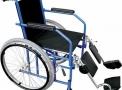 imagem de Cadeira de Rodas Adulto Dobrável (Assento 44cm)