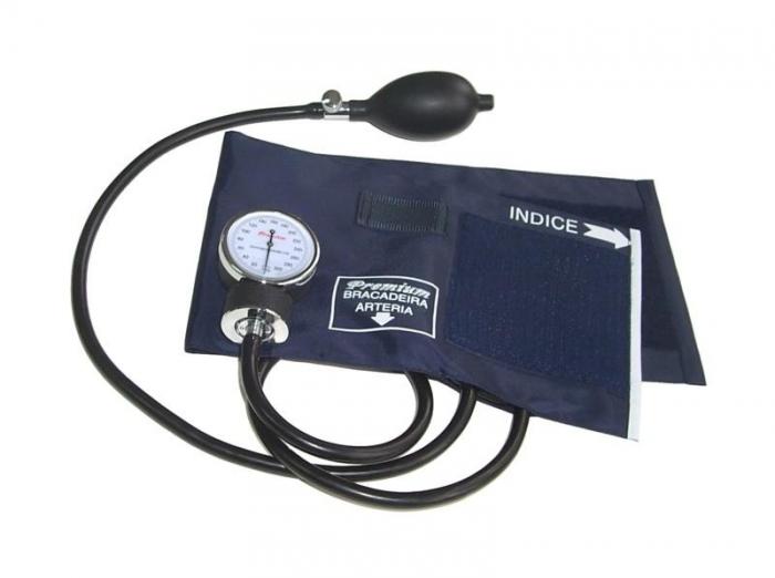 Esfigmomanômetro Aneróide Premium