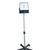 Esfigmomanômetro Hospitalar com rodízios Premium