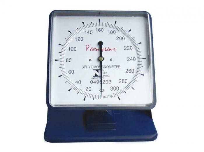 Esfigmomanômetro Hospitalar de Mesa/ Parede Premium