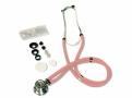 Estetoscópio Rappaport Premium - Cor Rosa