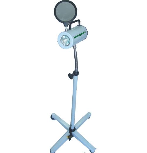 Foco clinico c/ espelho fcm5000