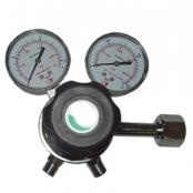 Válvula red. pressão p/cilindro o2 c/ 2 man