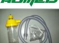 Conjunto de nebulização contínua silicone traq. Infantil ar