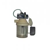 Conjunto nebulização continua aquecido 220v traq PVC infantil