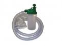 Conjunto de nebulização p/o2 c/traq. silicone 1,20 mt sist.ventu