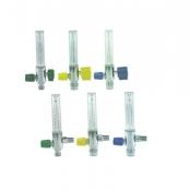 Fluxômêtro 0-30 lts/min p/argônio rosca macho