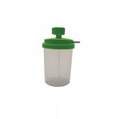 Umidificador c/frasco plástico 500ml p/o2