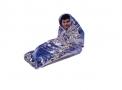 Manta térmica aluminizada p/resgate