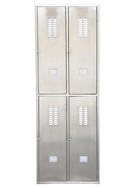 ROUPEIRO PALMETAL - 4 portas