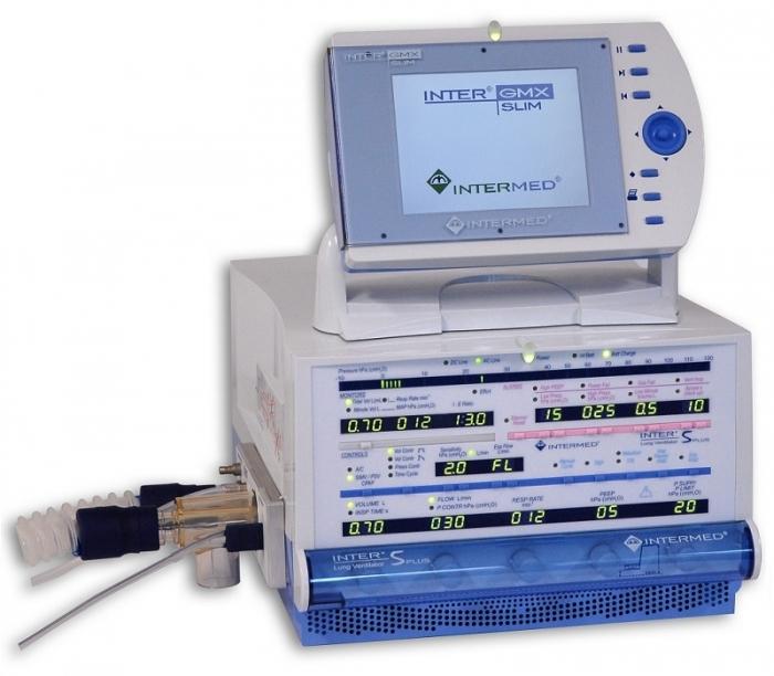 Ventilador Pulmonar Inter 5 Plus