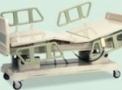 Cama Fawler 4 Motores com Cabeceira/Peseira e grades Injetadas HM 2002 B