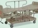 Cama Fawler 3 Manivelas com Cabeceira/Peseira e Base Injetadas HM 2004 N