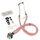 Estetoscópio Rappaport  Rosa - Premium