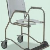 Cadeira de banho em Inox HM 2046 A