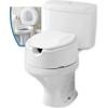 Assento sanitário elevado com tampa - Mebuki