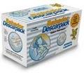 Babador 2x1 - impermeável e absorvente Descarpack c/100