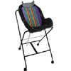 Cadeira de banho para crianças excepcionais com suporte móvel -  Banhita