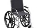 imagem de Cadeira de Rodas 1009 RN em nylon - Baxmann