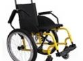 imagem de Cadeira de Rodas aço Econômica Standard Infantil 35cm – Ortomix