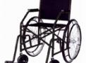 Cadeira de Rodas dobrável Preta - CDS 101