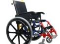 Cadeira de rodas Infantil Gazela Ultra Lite NM 30cm - Ortobras