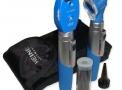 Conjunto oto-oftalmoscópio Mini 3000 2,5V azul - Heine