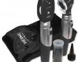 Conjunto oto-oftalmoscópio Mini 3000 2,5V preto - Heine