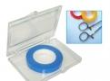 imagem de Fita para marcação e identificação de instrumentais cirúrgicos cor Azul T250-02 - Batrik