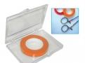 imagem de Fita para marcação e identificação de instrumentais cirúrgicos cor laranja T250-07 - Batrik
