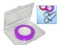 imagem de Fita para marcação e identificação de instrumentais cirúrgicos cor roxa T250-06 - Batrik