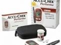 imagem de Kit Medidor de Glicose Accu Check Performa - Roche