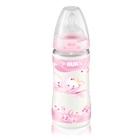 Mamadeira com bico ortodôntico de silicone Rose%26Blue 300ml Rosa - Nuk