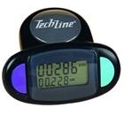Pedômetro Eletrônico BP-148 - Techline
