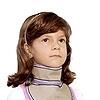Protetor de tireóide infantil 0,50mm pb - Konex
