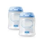 Recipiente para Leite Materno com 2 unidades - Nuk