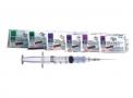 Seringa descartável  para insulina Ultra Fine II