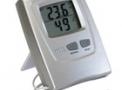 imagem de Termo-higrômetro digital com temperatura interna/externa,max/mín e umidade interna - Incoterm