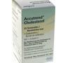 imagem de Tiras de Teste Accutrend Colesterol com 25 - Roche
