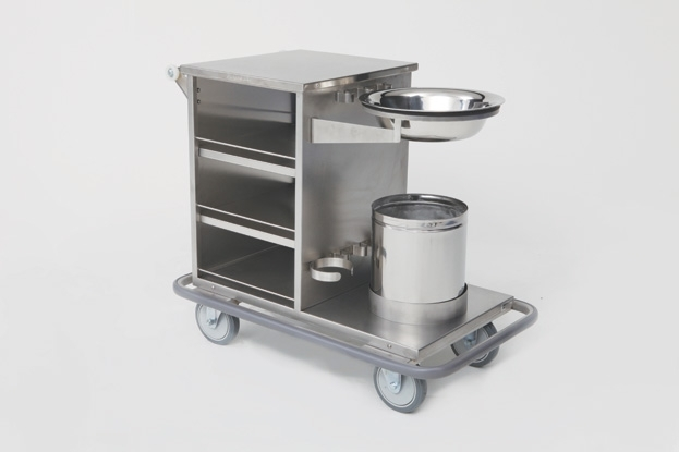Carro para Transporte de Material de Limpeza MI-610