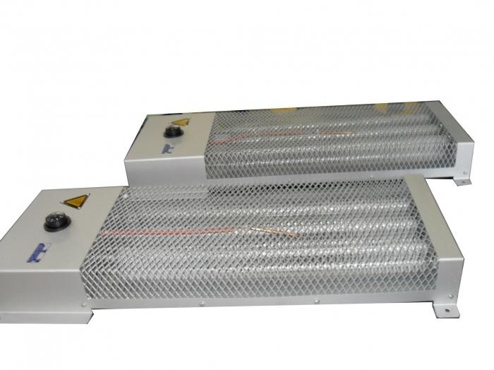 Aquecedores Elétricos Industriais. Palley Industrial Ltda.