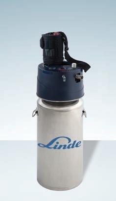 Sistema de oxigênio líquido portátil HOMELOX