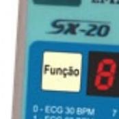Simulador de ECG SX-20 (Digital)
