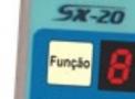 imagem de Simulador de ECG SX-20 (Digital)
