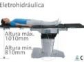 imagem de Mesa Cirúrgica Multifuncional Mastertec 15 - Eletrohidráulica