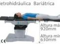 imagem de Mesa Cirúrgica Multifuncional Mastertec 15 - Eletrohidráulica Bariátrica
