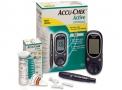 imagem de Kit medidor de glicose Active Roche