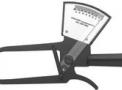 imagem de Adipômetro / Plicômetro Clinico boa precisão e sensibilidade de 1mm Cescorf- Cescorf  - Cescorf