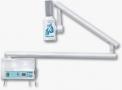 Aparelho de Raio X Odontologico Mod.Ion x-10 de parede cor branco com comando acionador centesimal Intensidade do tubo 10mA- Procion  - Procion